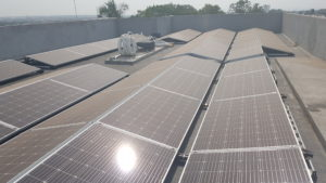 50kWp in Accra